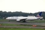 T.Sazenさんが、成田国際空港で撮影したユナイテッド航空 777-222/ERの航空フォト(写真)