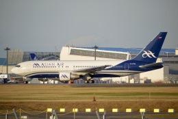 flying_horseさんが、成田国際空港で撮影したアジアン・エア 767-2J6/ERの航空フォト(飛行機 写真・画像)