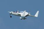 yabyanさんが、名古屋飛行場で撮影した日本個人所有 SC-01B-160 Speed Canardの航空フォト(写真)