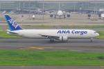 PASSENGERさんが、羽田空港で撮影した全日空 767-381Fの航空フォト(写真)