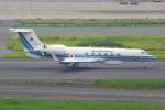 PASSENGERさんが、羽田空港で撮影した海上保安庁 G-V Gulfstream Vの航空フォト(写真)