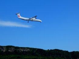 frankさんが、与那国空港で撮影した琉球エアーコミューター DHC-8-402Q Dash 8 Combiの航空フォト(飛行機 写真・画像)