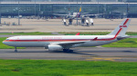 tkosadaさんが、羽田空港で撮影したガルーダ・インドネシア航空 A330-343Xの航空フォト(写真)