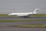 OMAさんが、羽田空港で撮影したTAG・アヴィエーション・エスパーニャ G650 (G-VI)の航空フォト(飛行機 写真・画像)