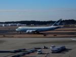 kiyohsさんが、成田国際空港で撮影したキャセイパシフィック航空 747-467F/ER/SCDの航空フォト(写真)