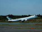 kiyohsさんが、成田国際空港で撮影したキャセイパシフィック航空 747-867F/SCDの航空フォト(写真)