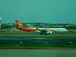 kiyohsさんが、台湾桃園国際空港で撮影した香港航空 A330-343Xの航空フォト(飛行機 写真・画像)