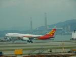 kiyohsさんが、香港国際空港で撮影した香港航空 A330-243Fの航空フォト(飛行機 写真・画像)