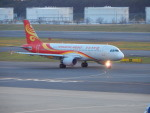 kiyohsさんが、成田国際空港で撮影した香港航空 A320-214の航空フォト(飛行機 写真・画像)
