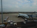 kiyohsさんが、関西国際空港で撮影したキャセイパシフィック航空 A350-941XWBの航空フォト(写真)