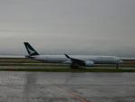 kiyohsさんが、関西国際空港で撮影したキャセイパシフィック航空 A350-1041の航空フォト(写真)