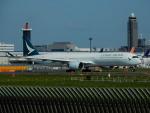 kiyohsさんが、成田国際空港で撮影したキャセイパシフィック航空 A350-1041の航空フォト(写真)