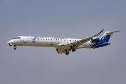 xingyeさんが、瀋陽桃仙国際空港で撮影した華夏航空 CL-600-2D24 Regional Jet CRJ-900LRの航空フォト(飛行機 写真・画像)