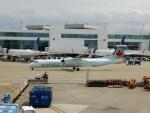 kiyohsさんが、シアトル タコマ国際空港で撮影したエア・カナダ・エクスプレス DHC-8-402Q Dash 8の航空フォト(飛行機 写真・画像)