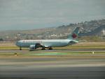 kiyohsさんが、マドリード・バラハス国際空港で撮影したエア・カナダ 767-375/ERの航空フォト(写真)