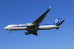 NH642さんが、成田国際空港で撮影した全日空 767-381/ERの航空フォト(写真)