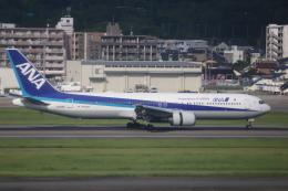 flyflygoさんが、福岡空港で撮影した全日空 767-381/ERの航空フォト(飛行機 写真・画像)