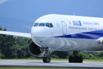 NH642さんが、熊本空港で撮影した全日空 767-381/ERの航空フォト(写真)