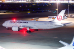 chrisshoさんが、羽田空港で撮影した日本航空 787-8 Dreamlinerの航空フォト(写真)