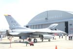 Mr.boneさんが、八戸航空基地で撮影したアメリカ空軍 F-16CM-50-CF Fighting Falconの航空フォト(飛行機 写真・画像)