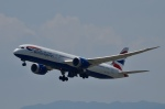 kou-767-300さんが、関西国際空港で撮影したブリティッシュ・エアウェイズ 787-9の航空フォト(写真)