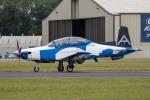 チャッピー・シミズさんが、フェアフォード空軍基地で撮影したギリシャ空軍 T-6 Texanの航空フォト(写真)
