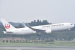 FLYING  HONU好きさんが、成田国際空港で撮影した日本航空 767-346/ERの航空フォト(写真)