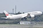 FLYING  HONU好きさんが、成田国際空港で撮影した日本航空 787-9の航空フォト(写真)