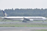 FLYING  HONU好きさんが、成田国際空港で撮影したシンガポール航空 777-312の航空フォト(写真)