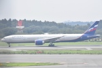 FLYING  HONU好きさんが、成田国際空港で撮影したアエロフロート・ロシア航空 777-3M0/ERの航空フォト(写真)