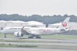 FLYING  HONU好きさんが、成田国際空港で撮影した日本航空 A350-941XWBの航空フォト(写真)