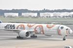 FLYING  HONU好きさんが、成田国際空港で撮影した全日空 777-381/ERの航空フォト(写真)