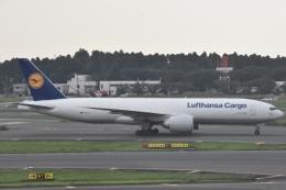 FLYING  HONU好きさんが、成田国際空港で撮影したルフトハンザ・カーゴ 777-FBTの航空フォト(写真)
