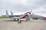 ちゃぽんさんが、横田基地で撮影した航空自衛隊 F-15J Eagleの航空フォト(飛行機 写真・画像)