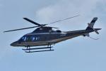 yabyanさんが、名古屋飛行場で撮影した警視庁 A109S Trekkerの航空フォト(写真)