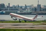 HND_fanさんが、羽田空港で撮影したガルーダ・インドネシア航空 A330-343Xの航空フォト(写真)