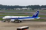 T.Sazenさんが、成田国際空港で撮影した全日空 A320-271Nの航空フォト(写真)