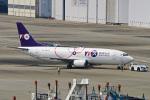 パンダさんが、成田国際空港で撮影したYTOカーゴ・エアラインズ 737-3Y0(SF)の航空フォト(飛行機 写真・画像)