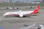 OMAさんが、羽田空港で撮影した上海航空 787-9の航空フォト(飛行機 写真・画像)
