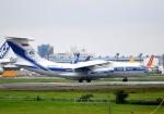 雲霧さんが、成田国際空港で撮影したヴォルガ・ドニエプル航空 Il-76TDの航空フォト(写真)