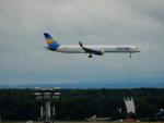 kiyohsさんが、フランクフルト国際空港で撮影したコンドル 757-330の航空フォト(飛行機 写真・画像)