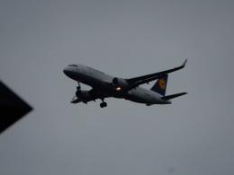 kiyohsさんが、フランクフルト国際空港で撮影したルフトハンザドイツ航空 A320-214の航空フォト(飛行機 写真・画像)