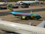 kiyohsさんが、フランクフルト国際空港で撮影したトゥイフライ 737-8K5の航空フォト(写真)