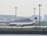 ハム太郎。さんが、羽田空港で撮影したボーイング・ビジネス・ジェットの航空フォト(写真)