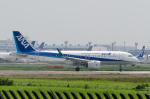 ぎんじろーさんが、成田国際空港で撮影した全日空 A320-271Nの航空フォト(写真)