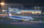 flyflygoさんが、福岡空港で撮影したANAウイングス 737-54Kの航空フォト(写真)