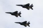 チャッピー・シミズさんが、フェアフォード空軍基地で撮影したアメリカ空軍 F-15E Strike Eagleの航空フォト(写真)