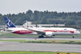 FLYING  HONU好きさんが、成田国際空港で撮影したLOTポーランド航空 787-9の航空フォト(写真)
