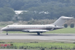 FLYING  HONU好きさんが、成田国際空港で撮影したビスタジェット BD-700-1A10 Global 6000の航空フォト(写真)