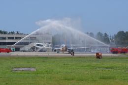 Dreamer-K'さんが、庄内空港で撮影したジェットスター・ジャパン A320-232の航空フォト(飛行機 写真・画像)
